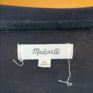 Madewell Tops - Madewell Thick Button Tee